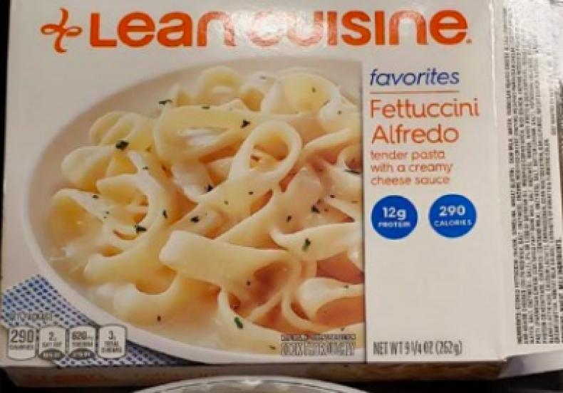 Nestle Lean Cuisine Fettuccini Alfredo