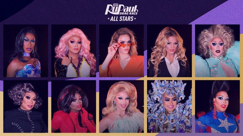 rupauls drag race all stars 5 cast