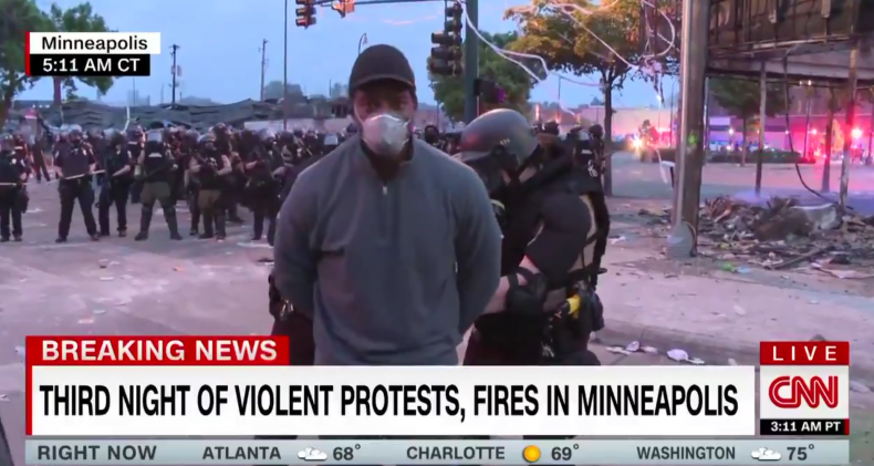 CNN ARREST 2