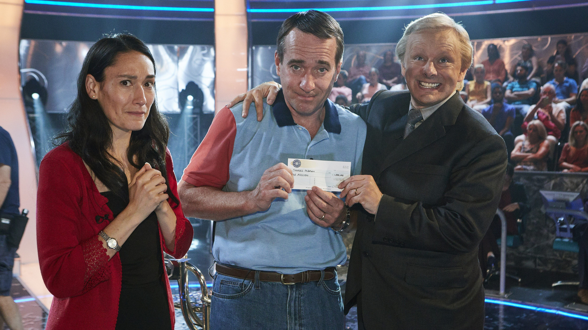 'Quiz' on AMC tells the true story of one of the greatest ever game show scandals