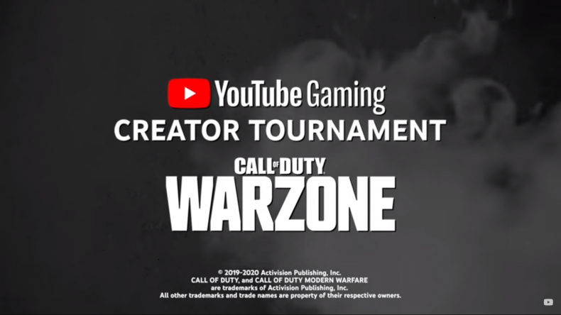 call of duty youtube creator tournament rules