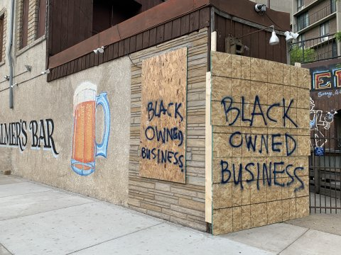 Minneapolis, riots, black owned business, George Floyd