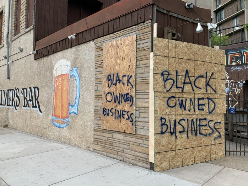 Minneapolis, riots, black owned business, George Floyd