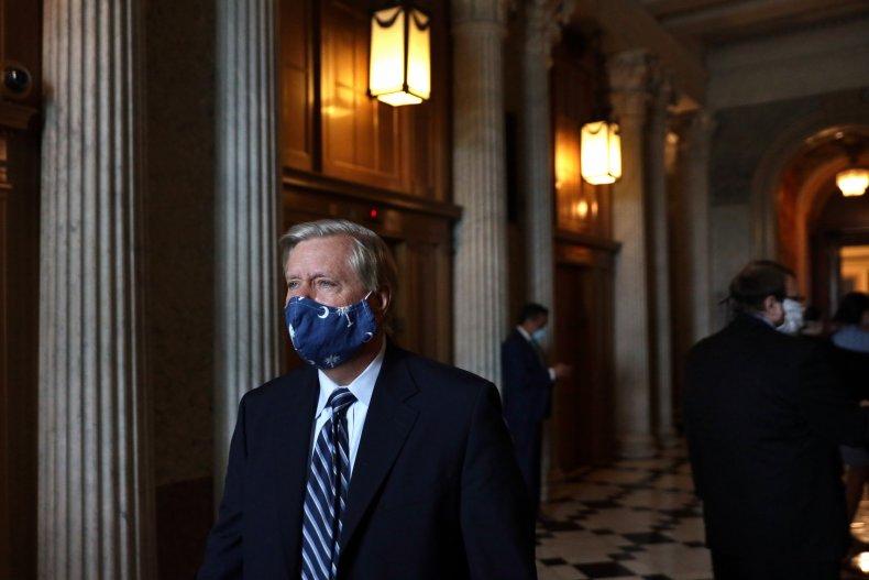 bipartisan support punish China coronavirus pandemic