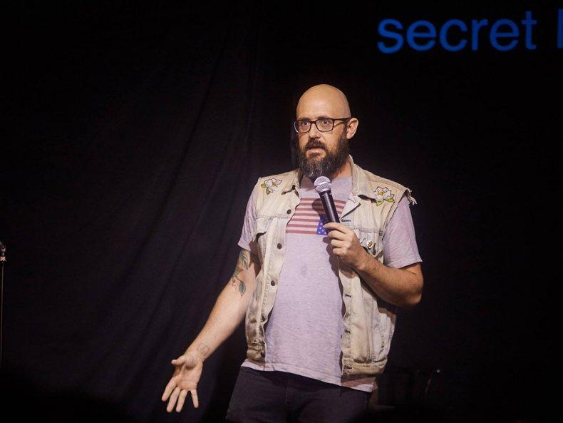 Cancer, Divorce, Comedy, Standup, Coronavirus