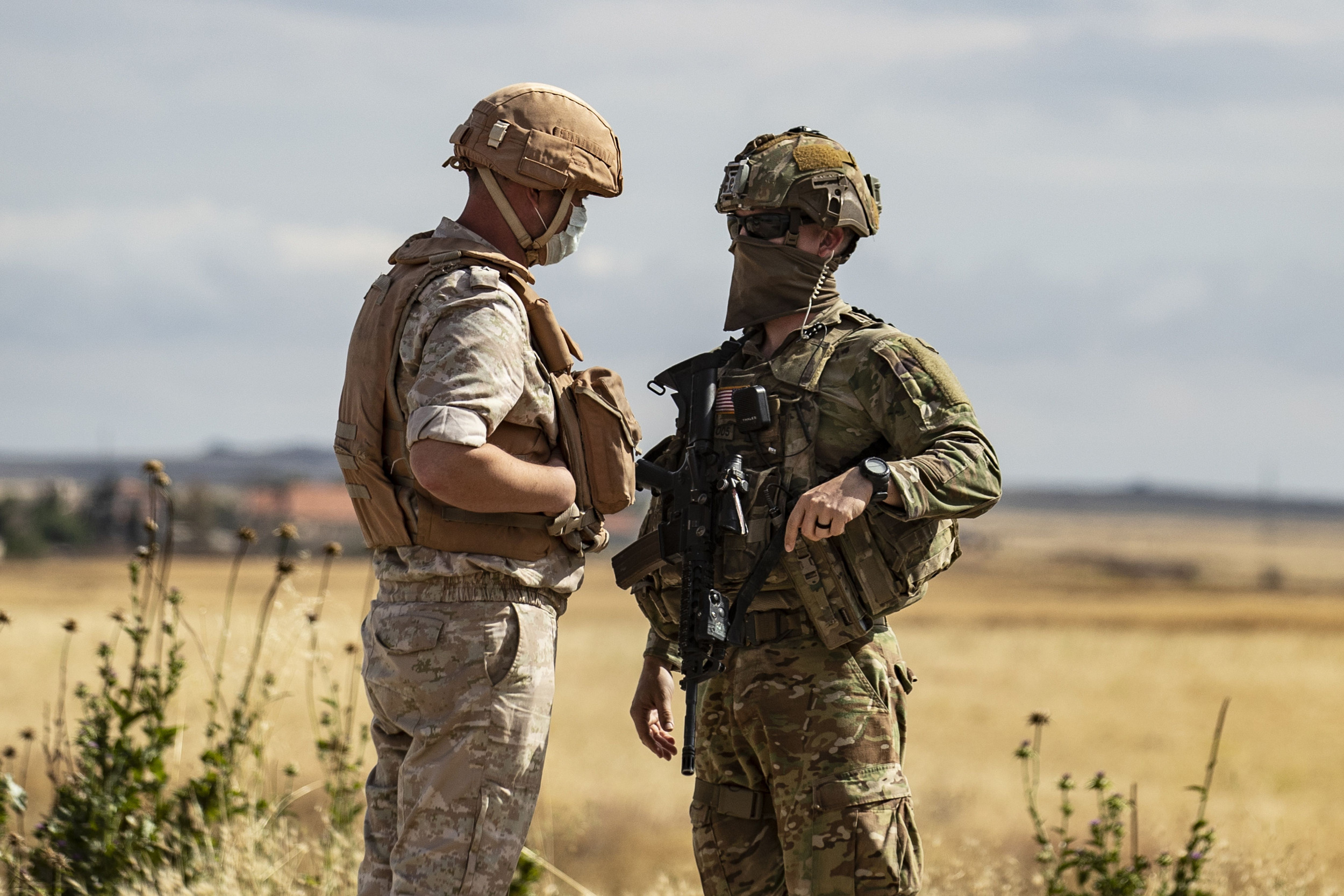 Russia Challenges U.S. Military in Mediterranean by Asserting...