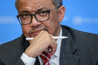 world health organization purpose funding cut