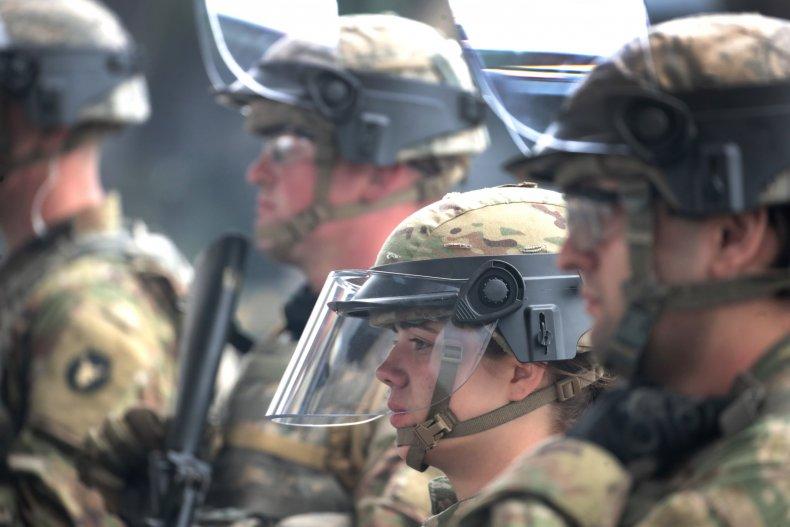 National Guard in Minnesota