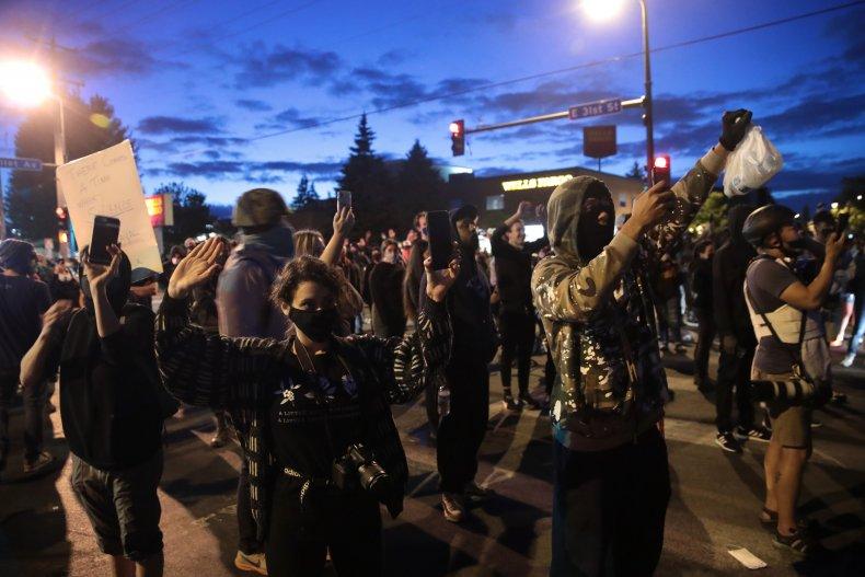 minneapolis, protests