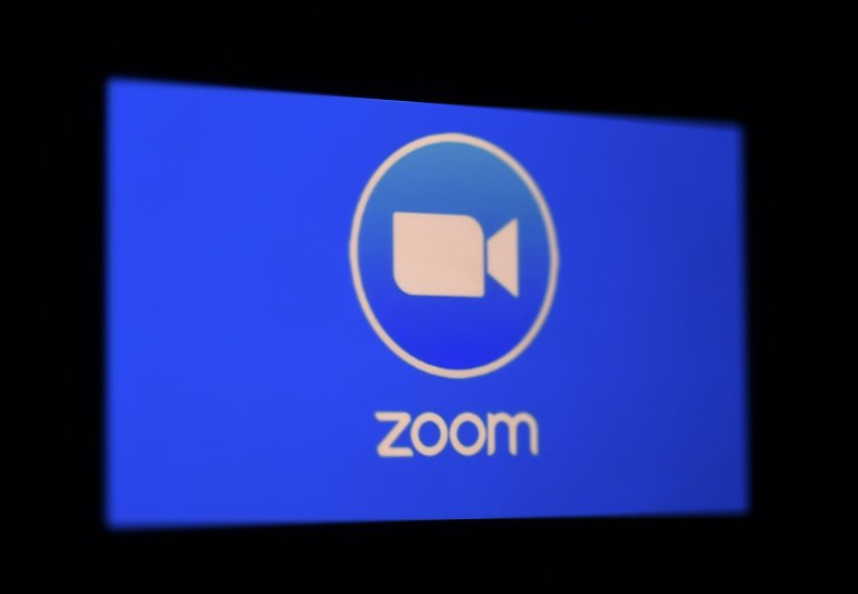 Zoom Video Conference App Logo