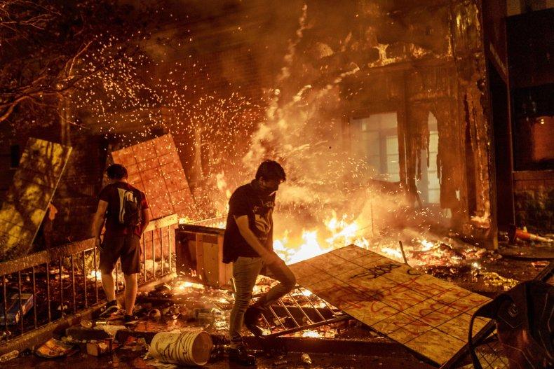 george floyd protests minneapolis police demonstration