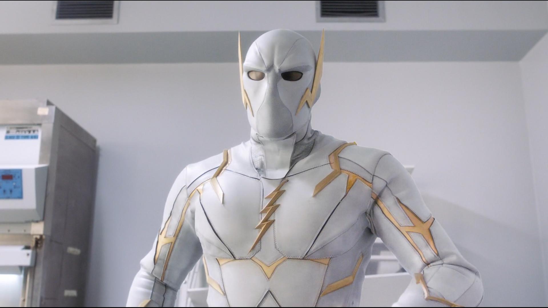 The Flash The Cw Show Confirms Godspeed As Villain For Season 7