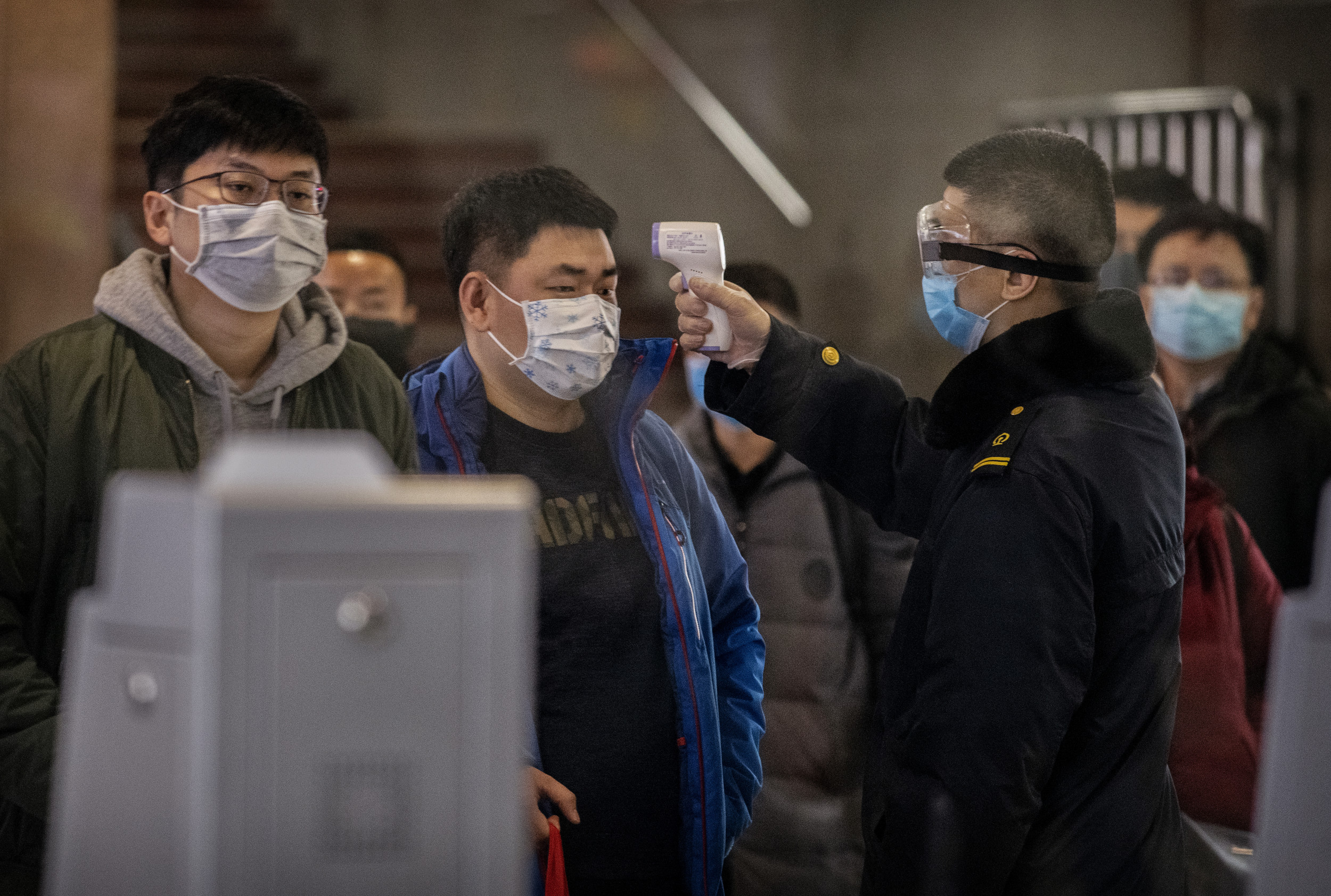 WHO's top China official said Beijing gave agency coronavirus information minutes before it appeared on state media