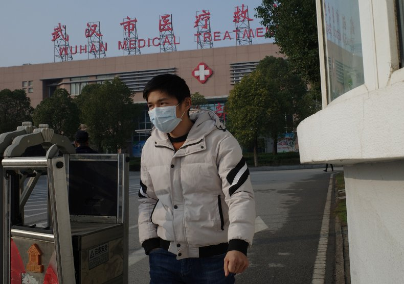 Wuhan Medical Treatment Centre