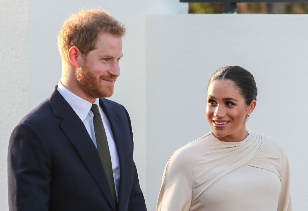 Prince Harry and Meghan Markle could stop paparazzi drones using California's Princess Diana privacy law