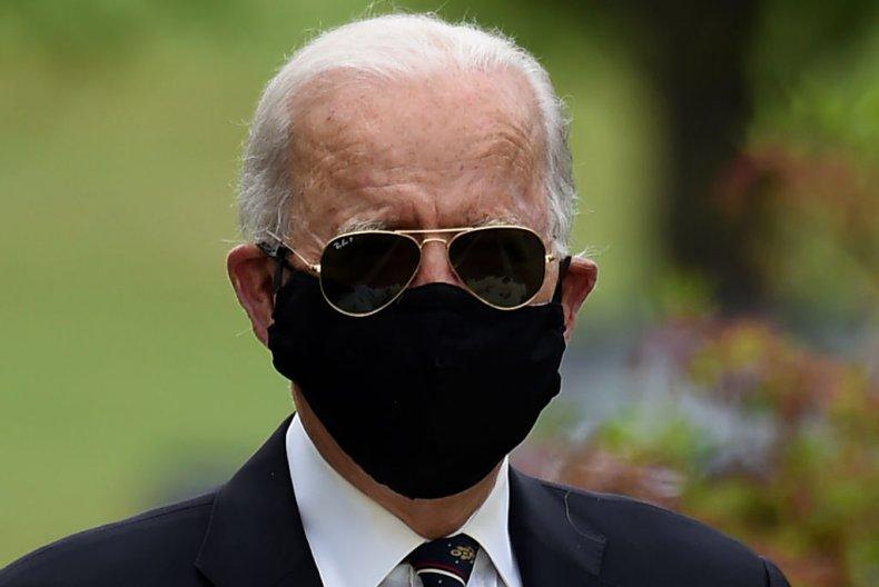 Joe Biden on Memorial Day, Delaware