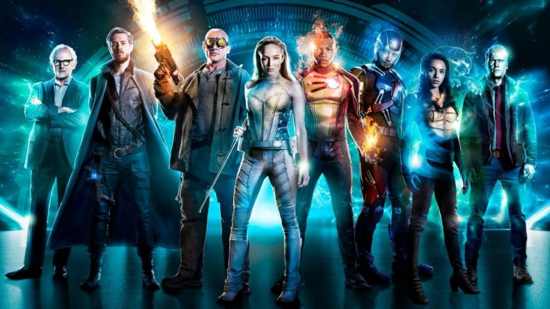 legends of tomorrow season 5