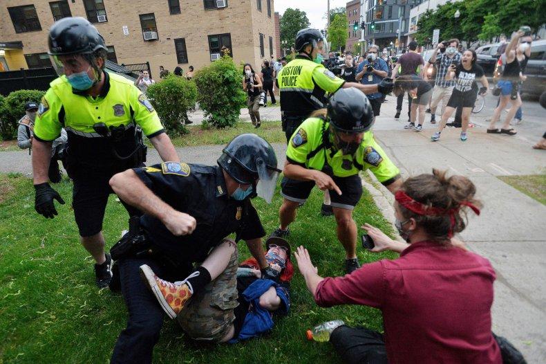 police brutality protests reform violence