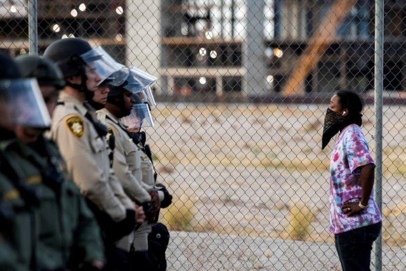 Police in Las Vegas