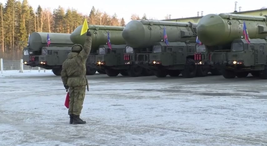 Russia releases new rules for using nuclear weapons in war
