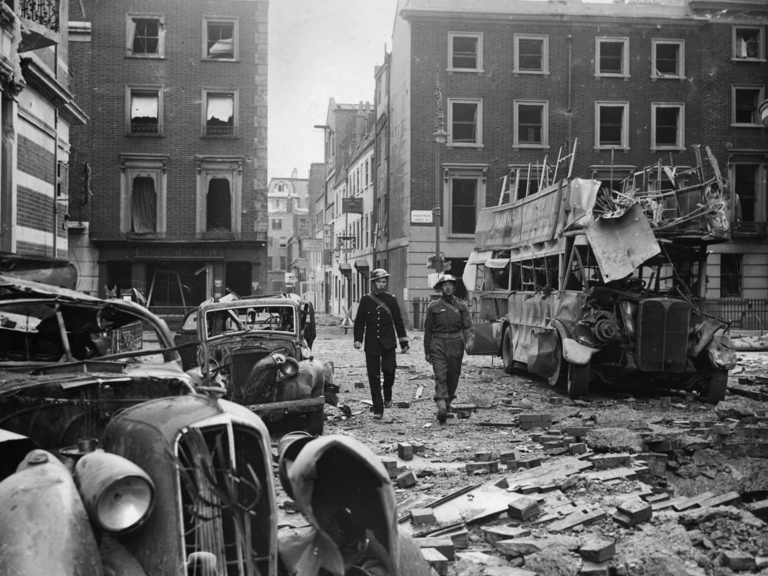 COVID-19 has now killed more people in the U.K. than The Blitz