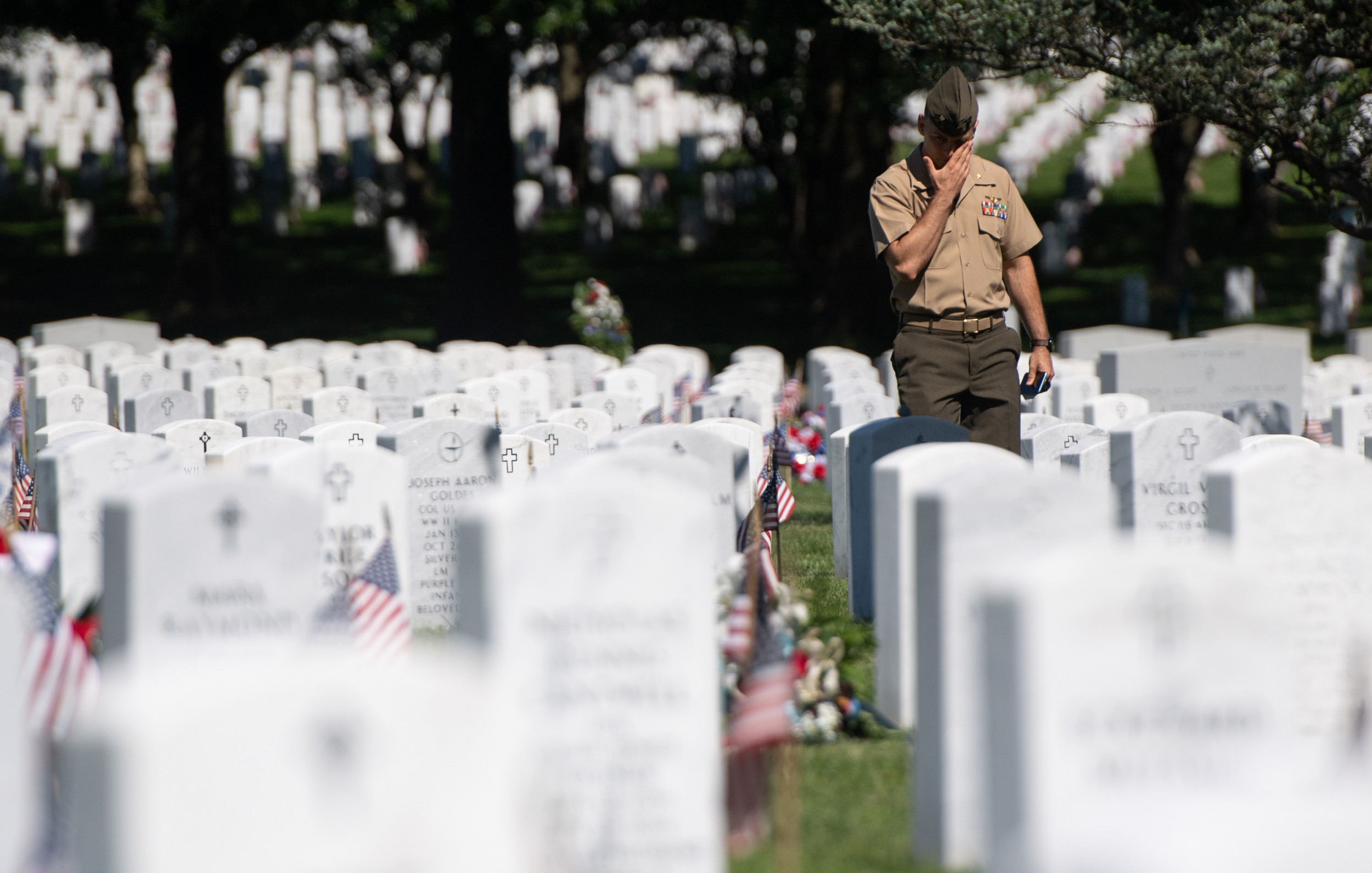 Veteran Affairs pledges to remove swastika gravestones from military cemeteries