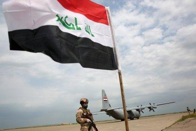 Mosul Iraq U.S. Troop Withdraw