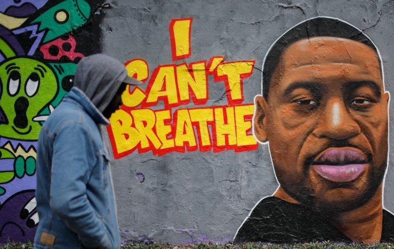 Geroge Floyd Mural