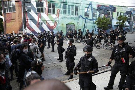 Unrest in Seattle
