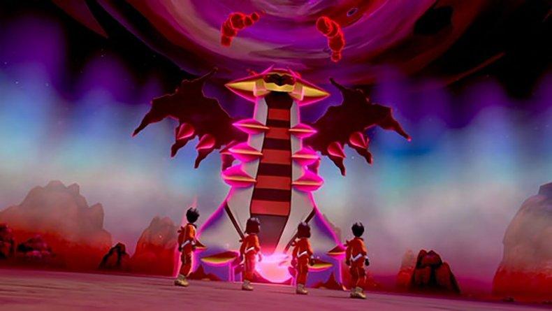 pokemon sword shield crown tundra giratina raid