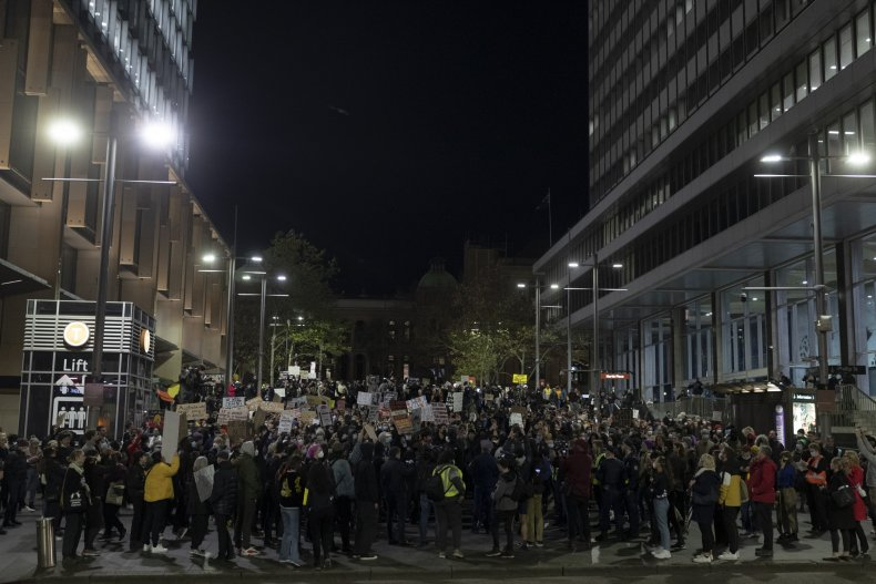 Sydney protests
