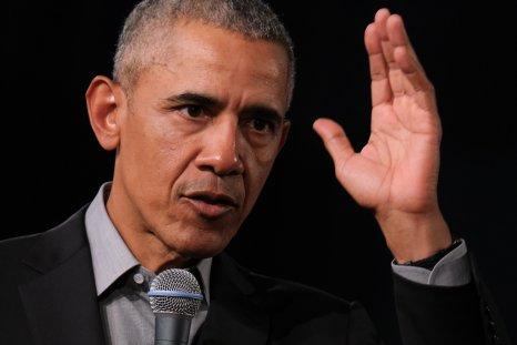 Former U.S. President Barack Obama