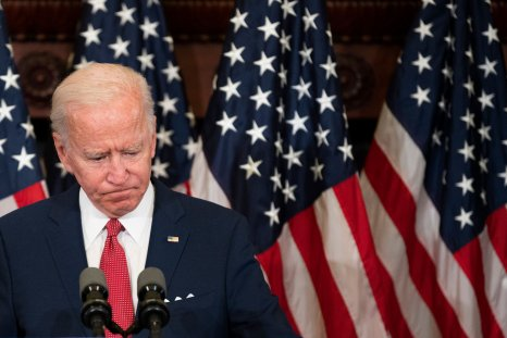 Presumptive Democratic presidential nominee Joe Biden