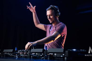 Newsweek Amplify - Armin van Buuren Masterclass