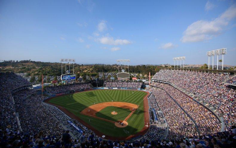 MLB, Los Angeles Dodgers