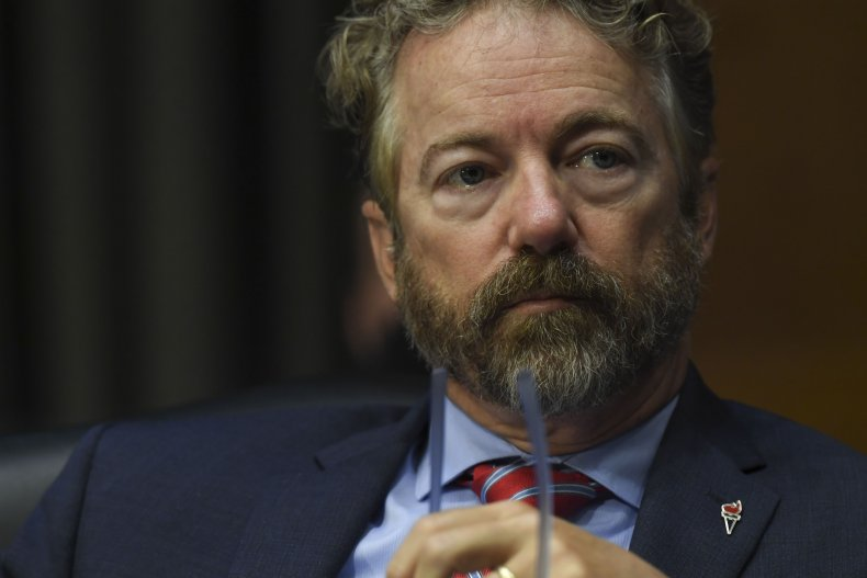 Rand Paul Stalls anti-lynching legislation