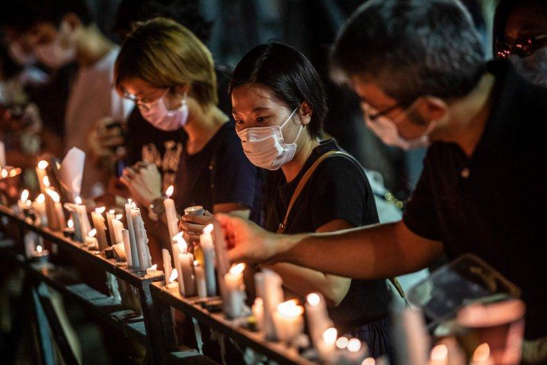 Vigil Hong Kong