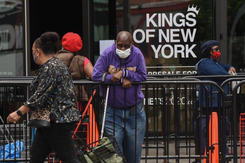 US unemployment rate pandemic jobless