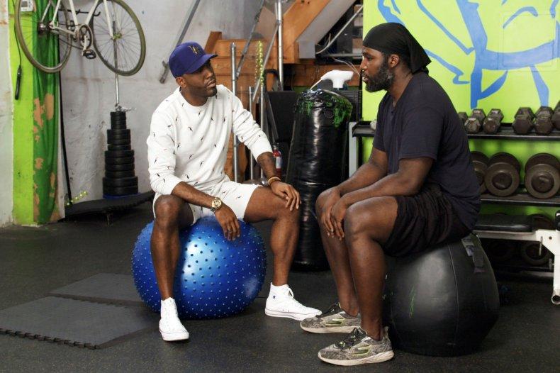 Karamo Brown and Nate