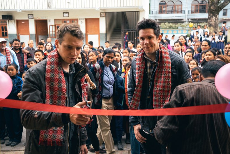Nepal, Kids campus, foundation, brothers