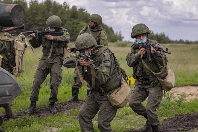 russia, western, military, district, exercises
