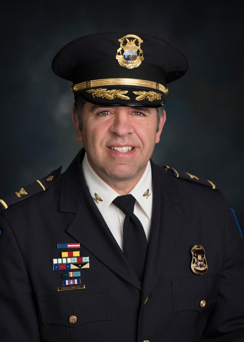 Police Chief Shelide