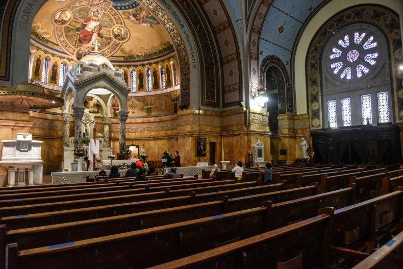 St. Michael's Church in Brooklyn, New York
