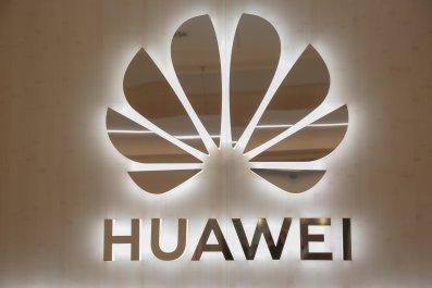 Huawei company logo
