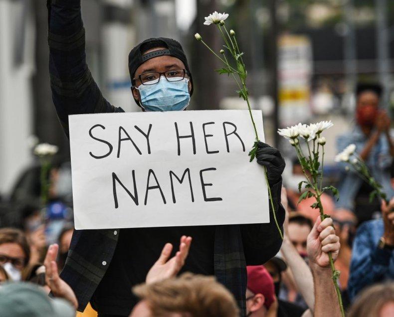 Breonna Taylor: Black Lives Matter