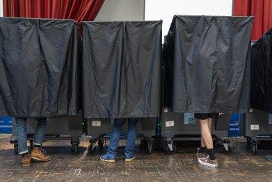 Voting during coronavirus