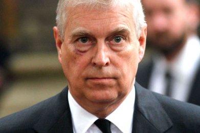 Prince Andrew Countess Mountbatten of Burma Funeral