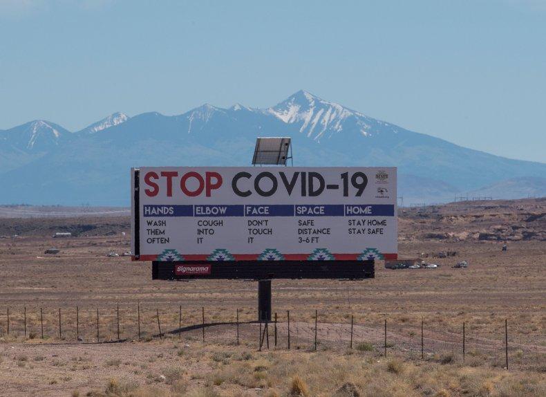 Coronavirus, Arizona, warning, May 2020