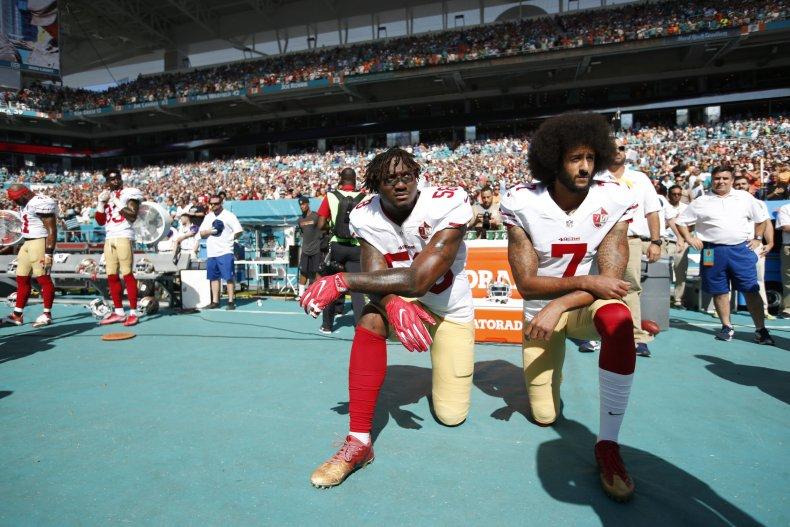 Colin Kaepernick, NFL