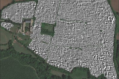 Falerii Novi, Italy, Roman city
